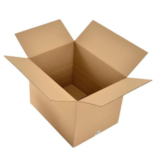 Enviro-Box: Heavy Duty Single Wall Cardboard Boxes