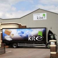 Kite Packaging Branded Truck
