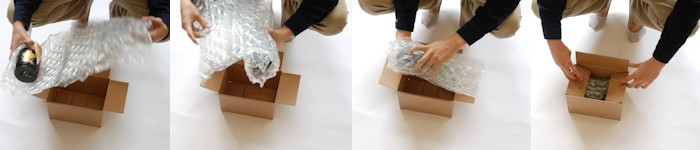 Wrapping with Mini Air