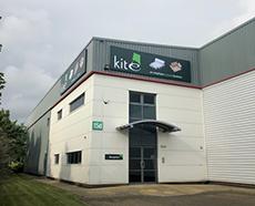 Kite Packaging's north east rdc