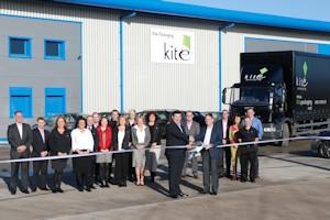 Outside Kite Packaging's Rotherham Branch