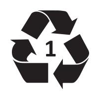 recycling code 1