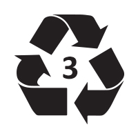 recycling code 3