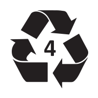 recycling code 4