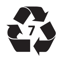 recycling code 7