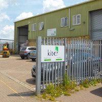 Outside Kite Packaging's Sittingbourne Branch