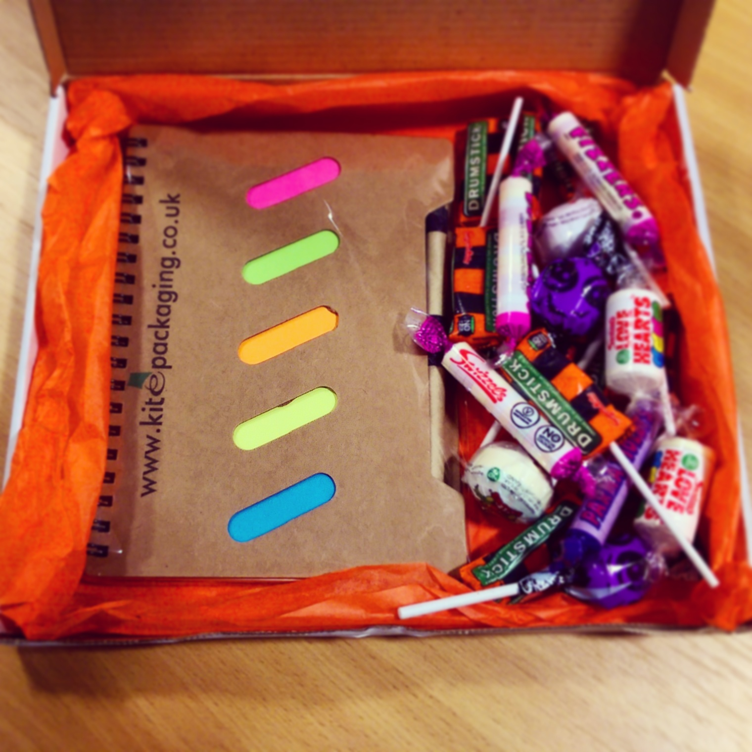 Halloween Treat Boxes 2