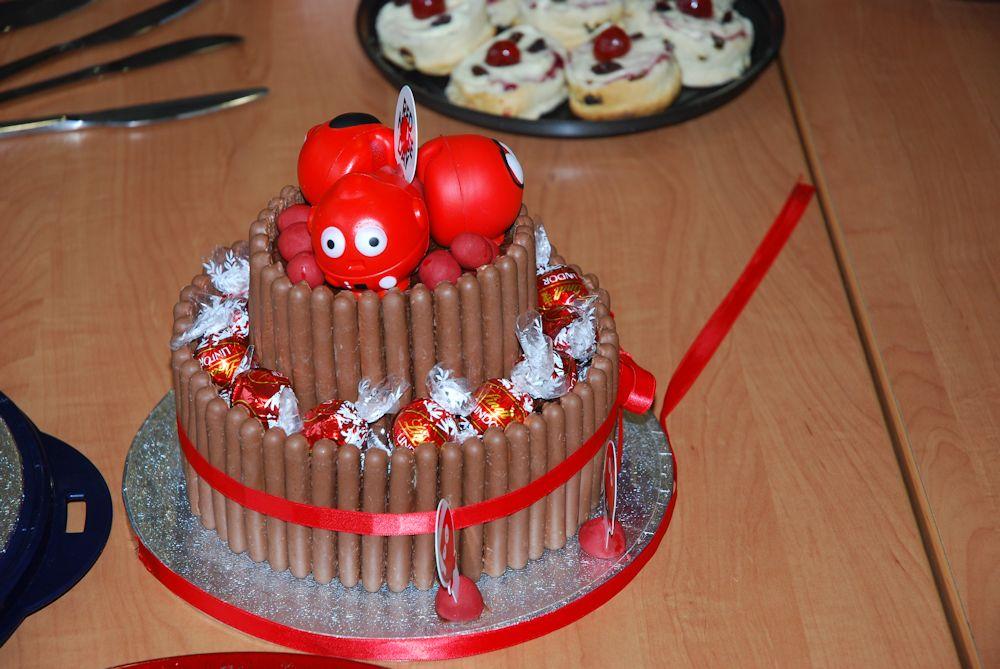 The Winning Cake!