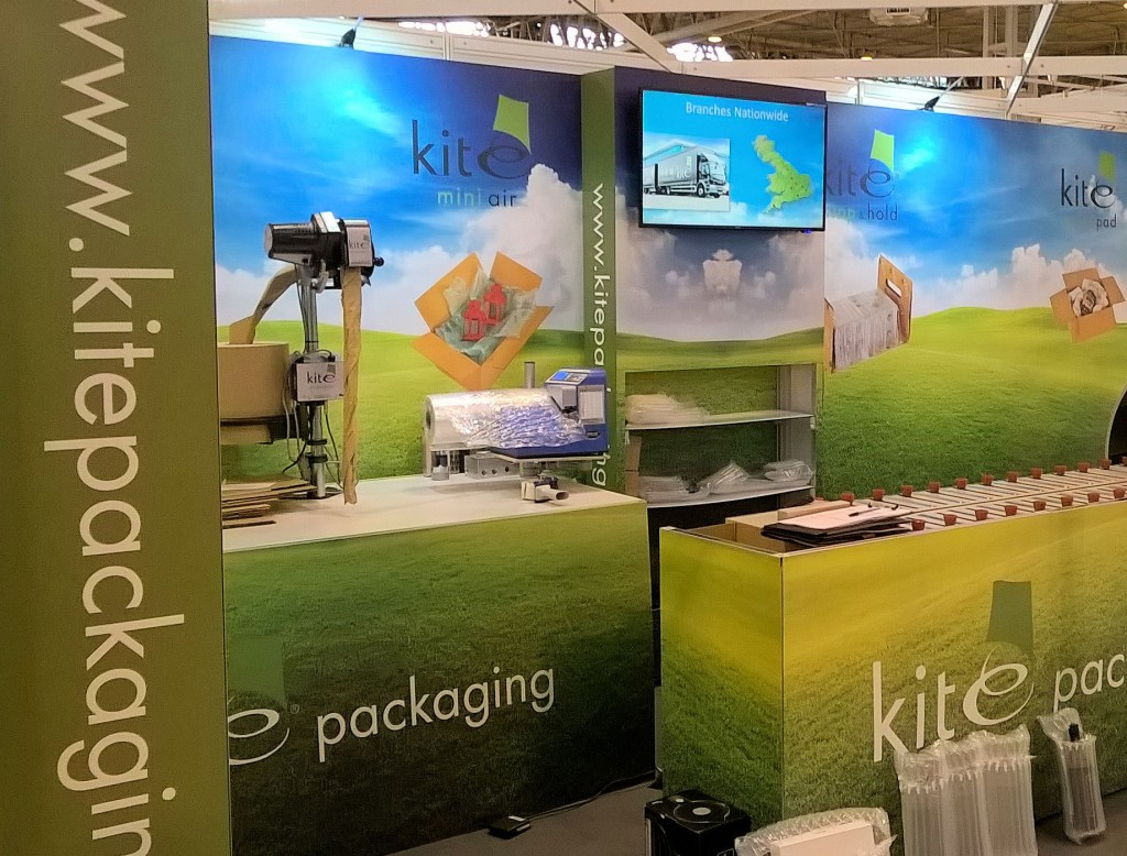 Kite Exhibition Stand