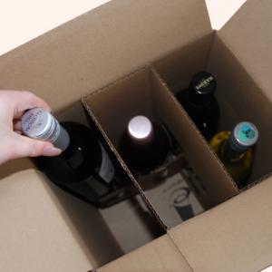 Wine Bottle Packs