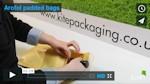 Arofol padded bags