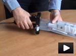 Handheld heat sealer