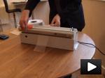 Heavy duty heat sealer