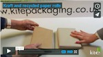 Kraft / recycled paper rolls