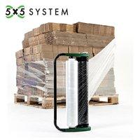 5x5 nano pallet wrap & dispenser - Image 1 - Medium