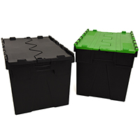 Attached lid containers - Image 1 - Medium