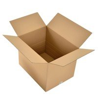Enviro-box: heavy duty single wall cardboard boxes - Image 1 - Medium