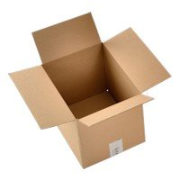 Single wall cardboard boxes - Image 1 - Medium