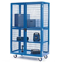Boxwell trolleys - Image 1 - Medium