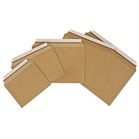 Capacity book mailers - Image 1 - Medium