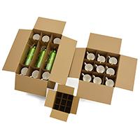 Universal cardboard dividers - Image 1 - Medium