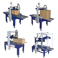 Carton sealing machine - Image 1 - Medium