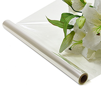 Clear polypropylene rolls (florist wrap) - Image 1 - Medium