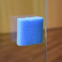Self adhesive foam blocks - Image 1 - Medium