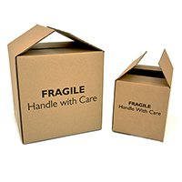 Handle with care double wall boxes - Image 1 - Medium