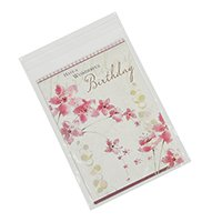 Greeting card bags with resealable strip - Image 1 - Medium