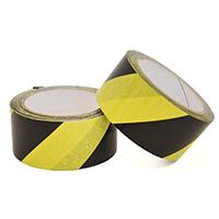 Hazard warning tape (Lane marking tape) - Image 1 - Medium
