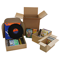 CD, DVD & LP packaging - Image 1 - Medium
