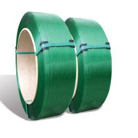 Polyester strapping on a cardboard core - Image 1 - Medium