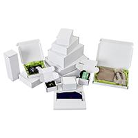 White postal boxes - Image 1 - Medium