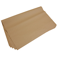 Ribbed kraft paper sheets - Image 1 - Medium