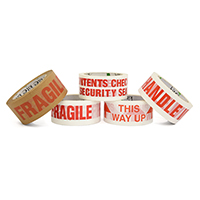 Standard warning printed tapes - Image 1 - Medium