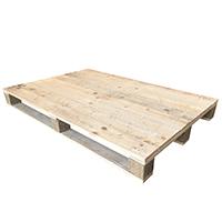 Wooden timber pallets - Image 1 - Medium