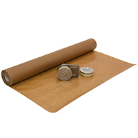 Waxed Kraft paper - Image 1 - Medium