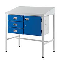 Sloping top workstations - Image 1 - Medium
